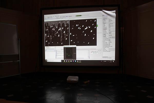 Software NÁYBETH 1.0 presentado en la Casa Niccolo Paganini