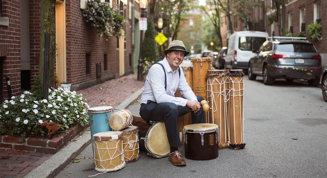 Fran Vielma, Multi-percusionista, compositor, arreglista y su Venezuelan Jazz Collective lanzan la nueva grabación «Tendencias»