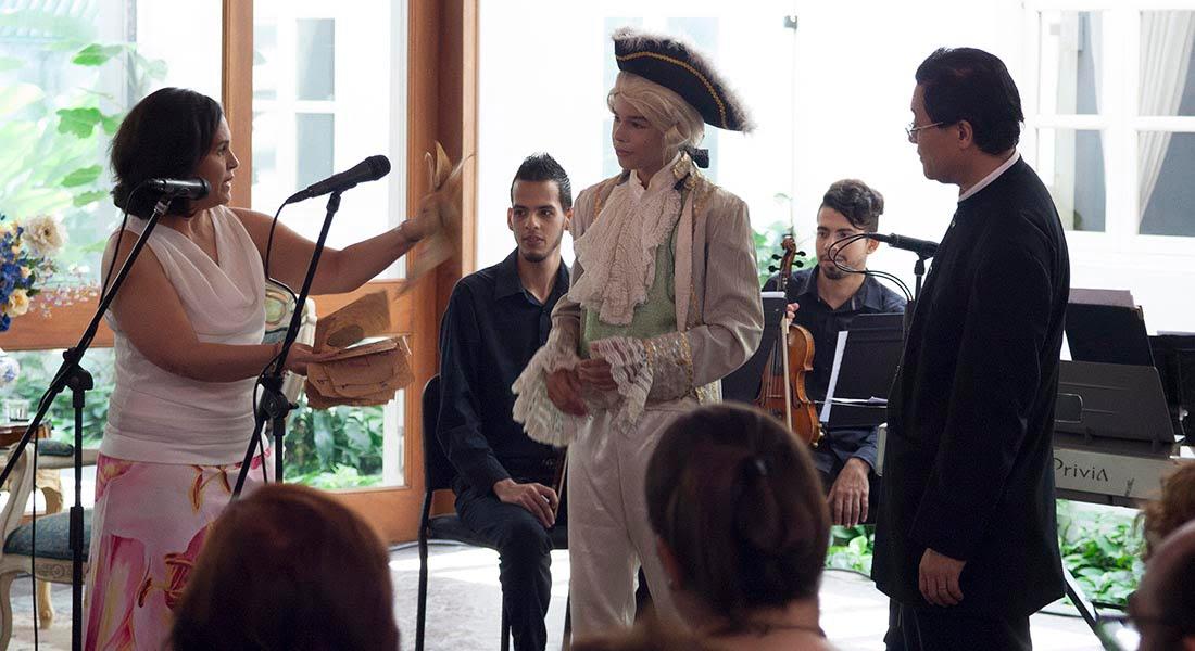 La Municipal de Caracas junto a Los Colores de la Música te invitan a conocer al Niño Mozart