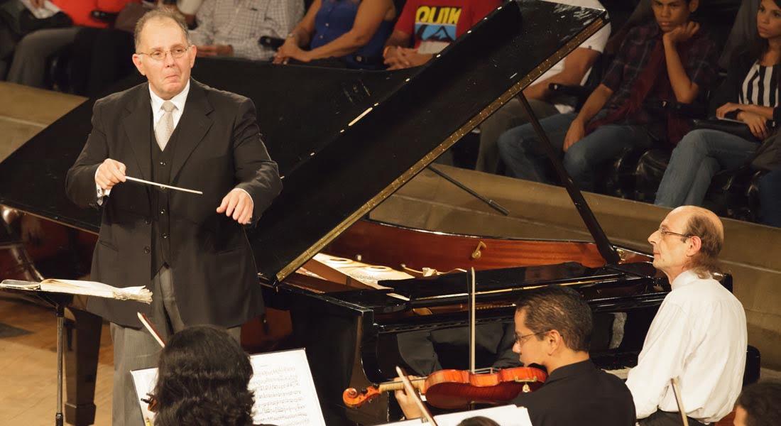 La Sinfónica Municipal de Caracas se pasea del Jazz a lo Sinfónico