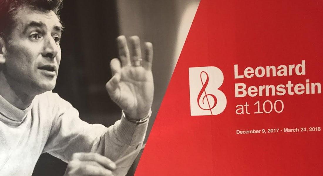 Museo de los Grammy dedica exposición a Leonard Bernstein por su centenario