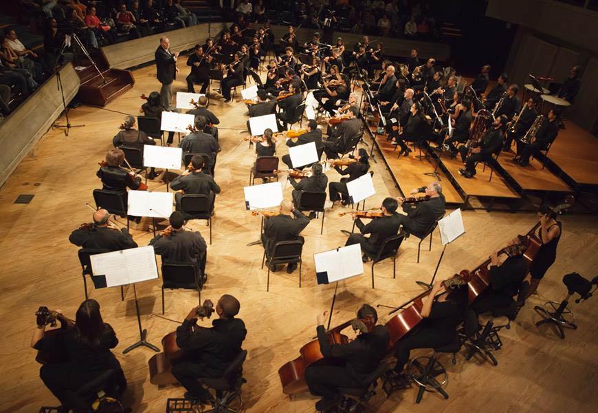 """La Sinfónica Municipal de Caracas ofrece su """"Canto a la humanidad"""""""