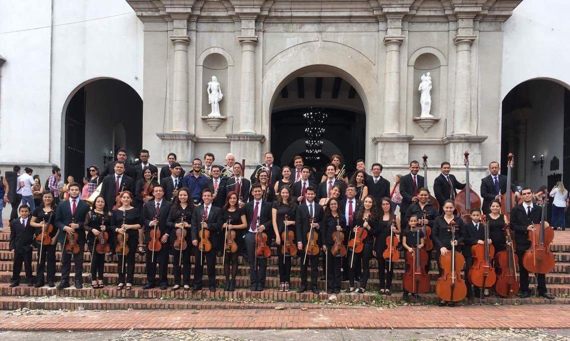 Orquesta Sinfónica Simón Bolívar del Táchira presenta su concierto aniversario
