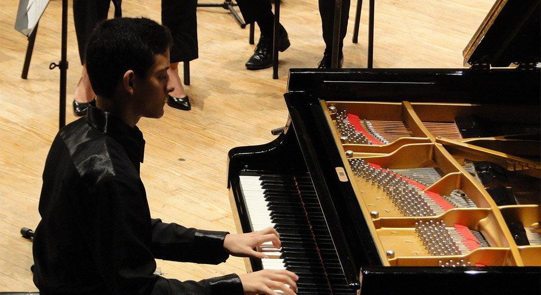 La OSMC celebra el talento de las nuevas generaciones de solistas y directores