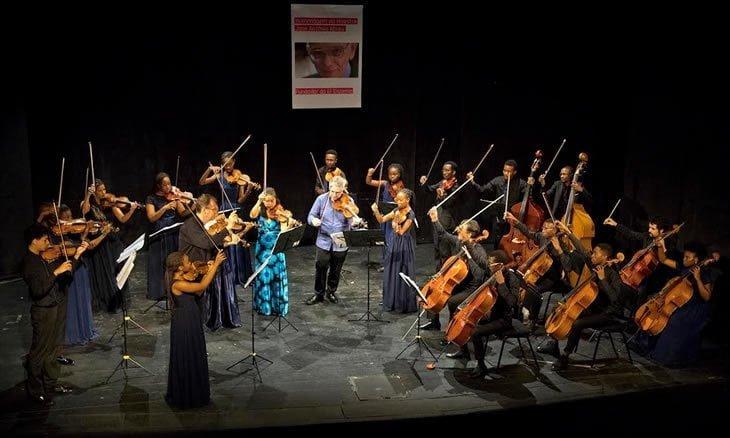 Temporada de Conciertos en África dedicada a José Antonio Abreu