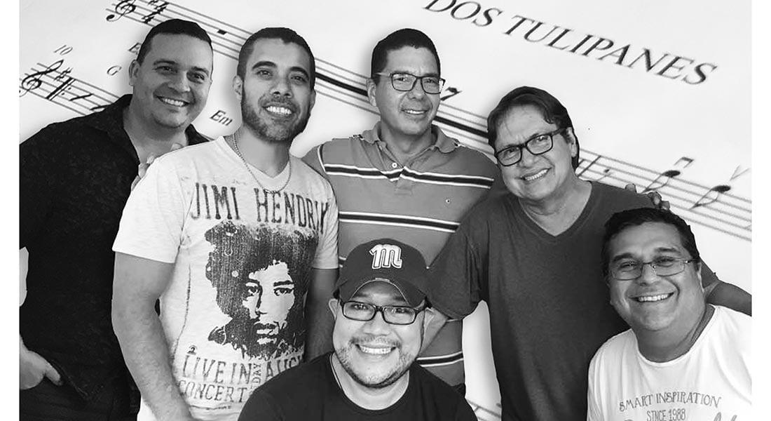 En un proyecto de superestrellas de la música latina Orlando Carvajal debuta como compositor