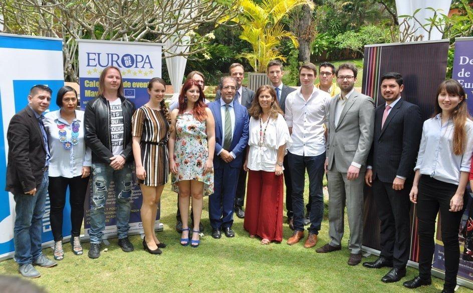 Del 07 al 13 de mayo Jóvenes talentos celebran en Caracas el VI Festival Europeo de Solistas 2018