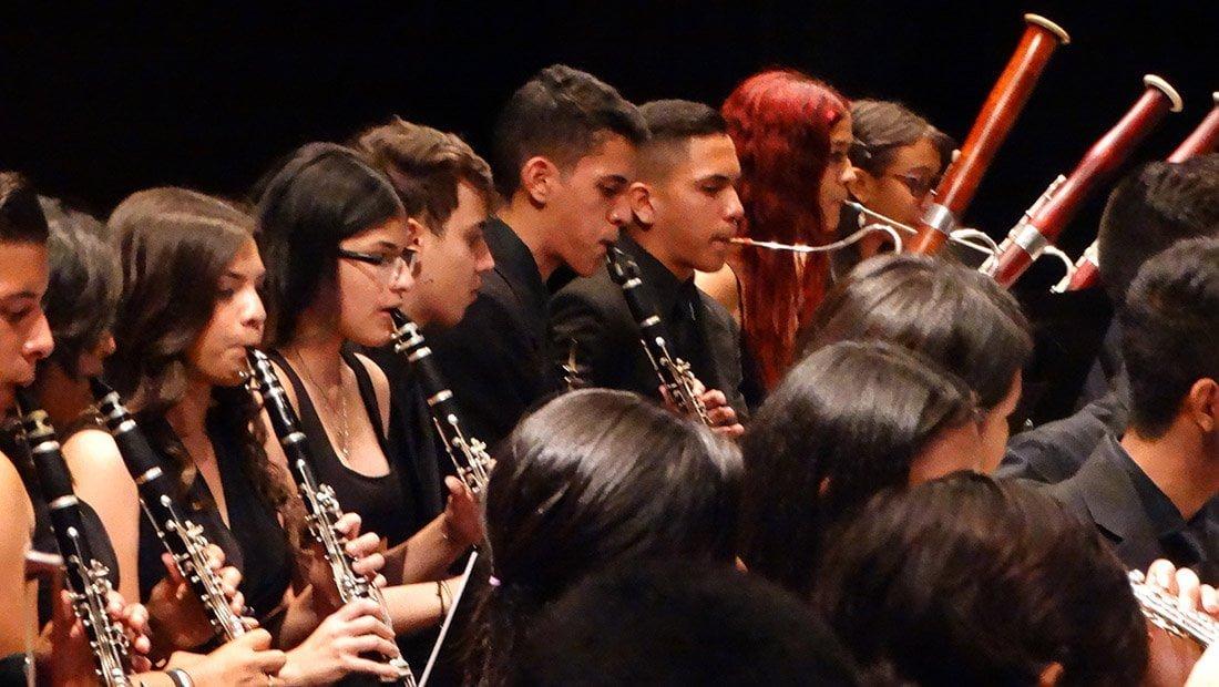 Filarmónica Universidad Rafael Urdaneta presenta gala de clarinete y fagot
