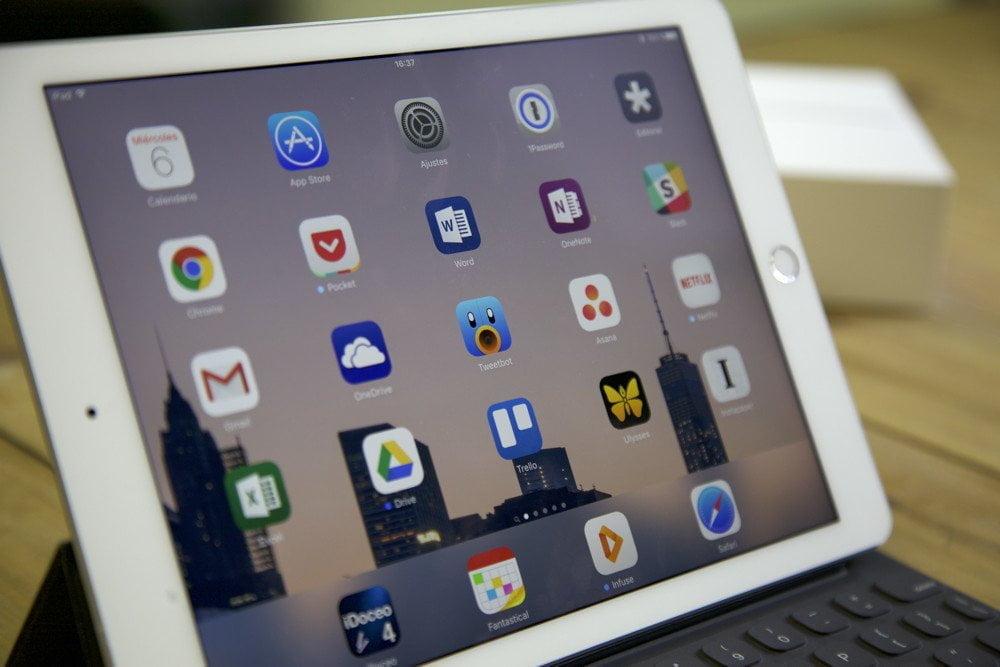 """Moisés P. Sánchez: """"Mi intención al integrar el iPad con la música es que no se oigan los unos y ceros"""""""