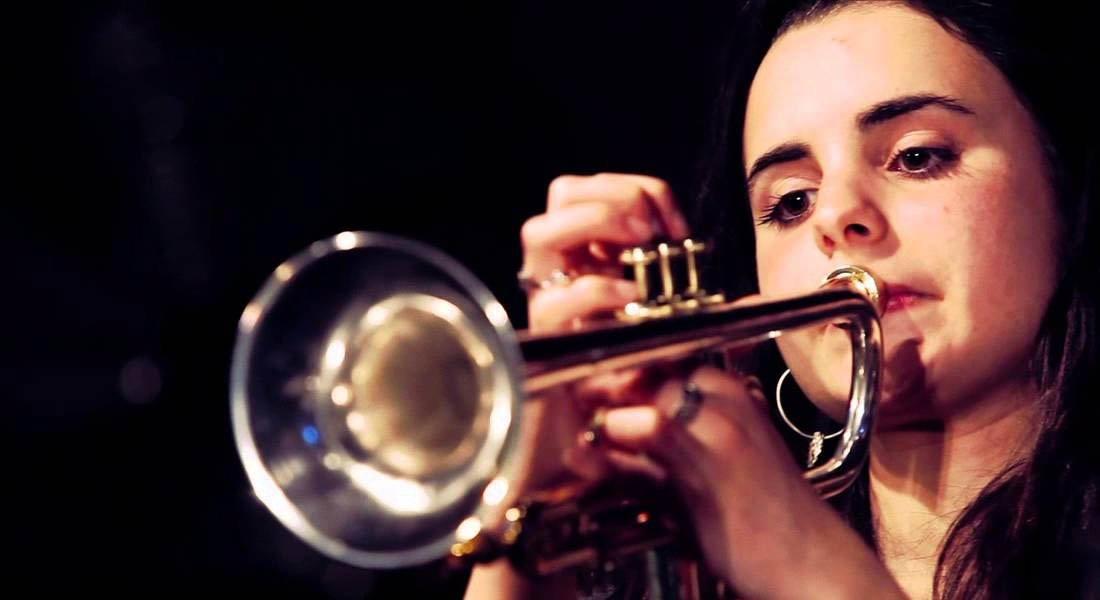 Andrea Motis: «Como no tiene repercusión, el jazz no llega a los jóvenes»