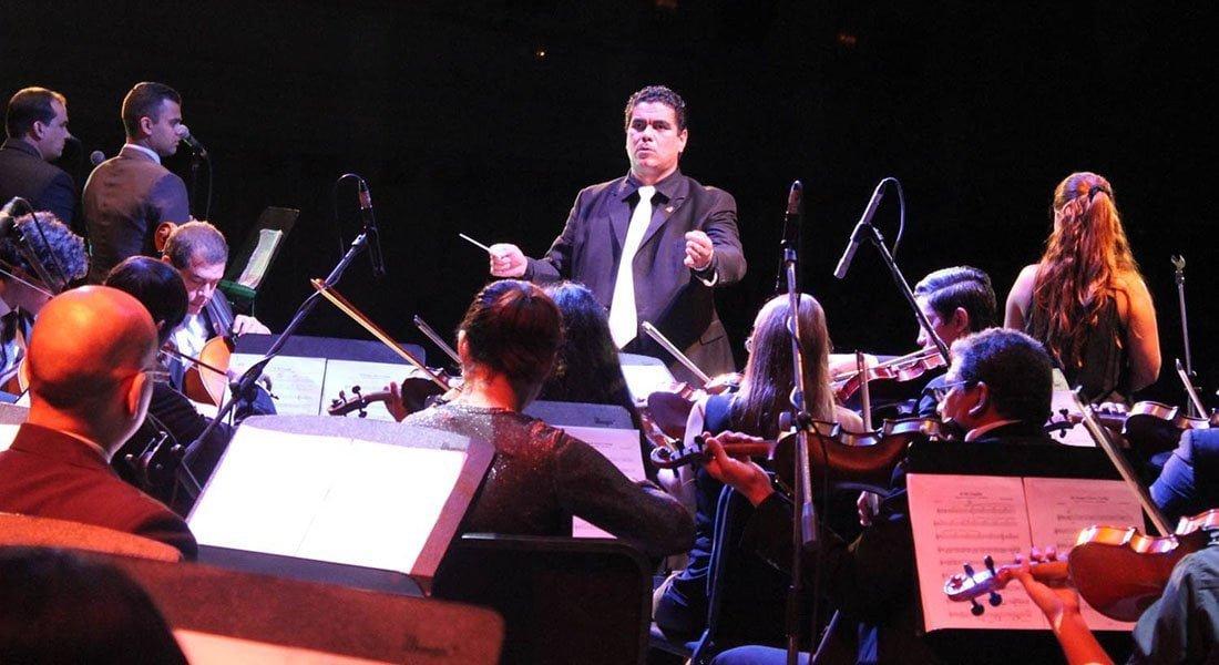 El merengue de un venezolano sonará en las voces y los instrumentos de más de 600 niños en Suecia