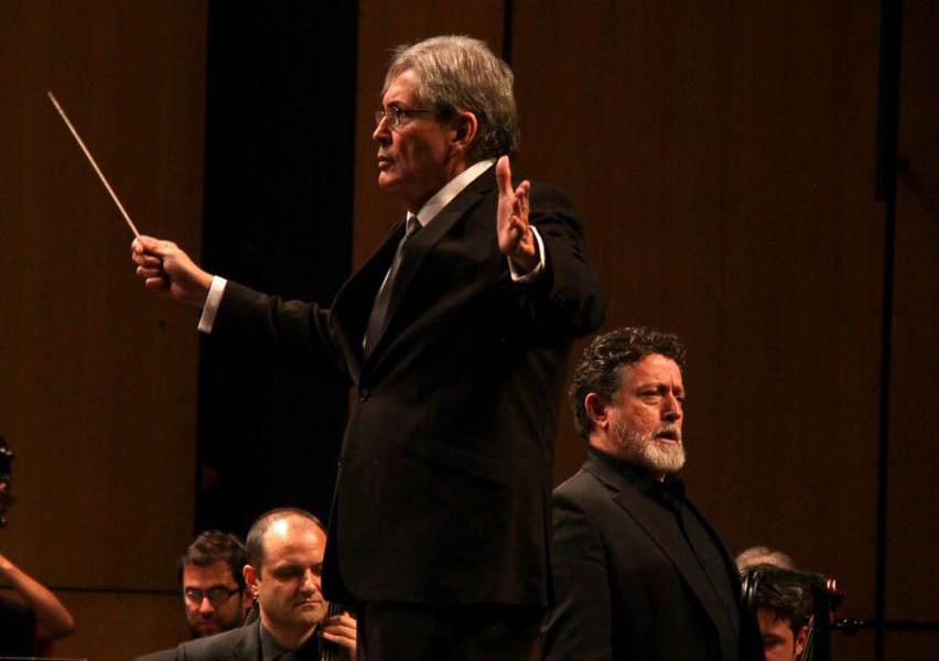 El legado de la Cantata, entrevista a Felipe Izcaray