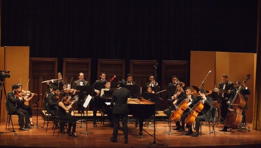"""Daniel Gil dirige a la OSMC en el cierre del ciclo """"Venezuela es música: nuevas generaciones"""""""