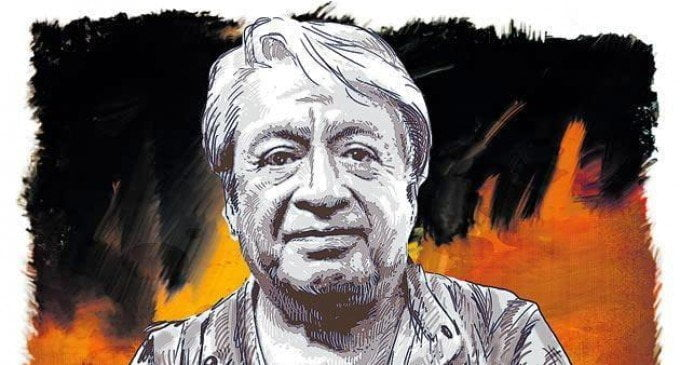 José Agustín Sánchez rindió tributo musical al pintor Oswaldo Guayasamín