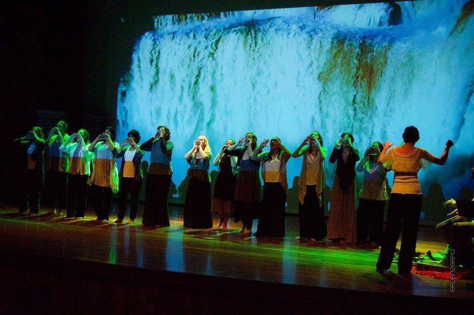 El Coro de Cámara Femenino «Aequalis Aurea» se presenta en el Museo de Arte Afroamericano