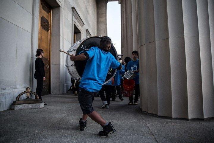 Una orquesta juvenil rescata chicos de la marginalidad