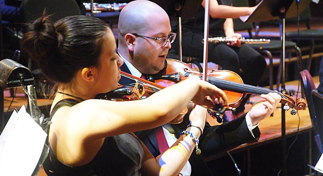 La Filarmónica Nacional celebra los 40 años de la Escuela de Artes de la UCV
