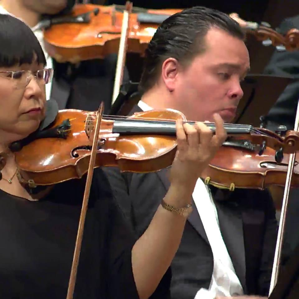 Alejandro Carreño conquista el Everest de la música sinfónica