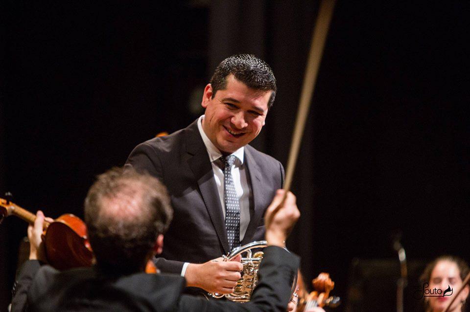 """El trompetista Pacho Flores, invitado en el """"VI Festival Groba"""""""