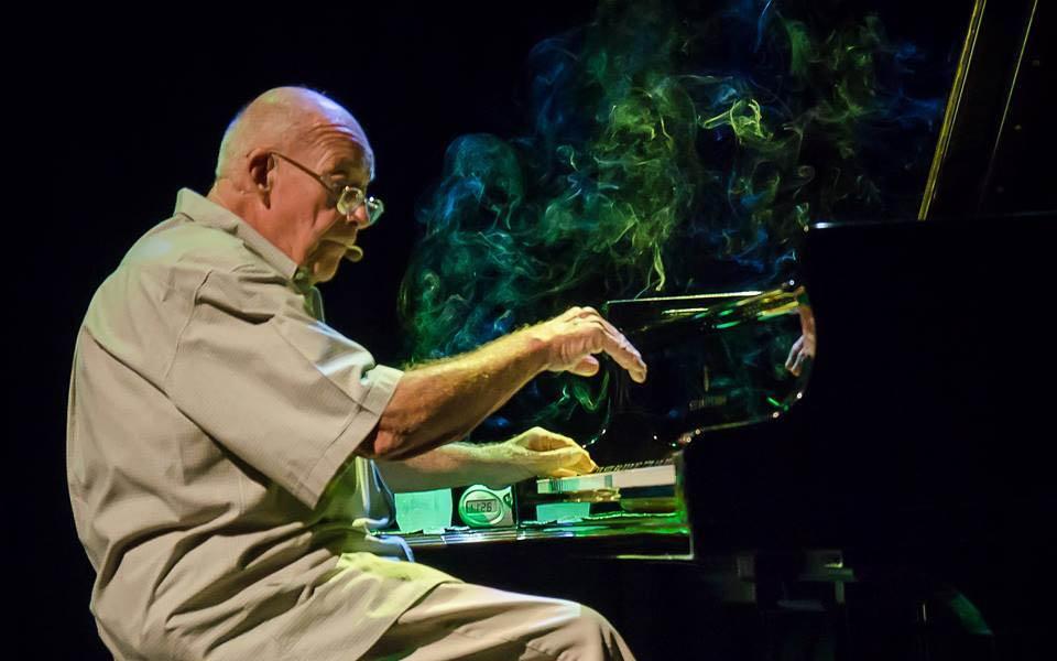 Un concierto donde el protagonista es el piano y no Gerry Weil