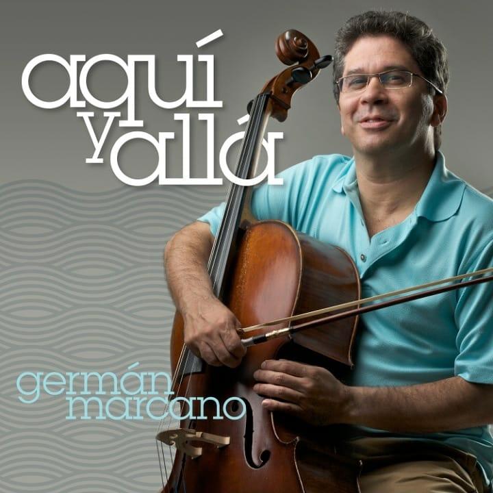 El maestro Germán Marcano eleva con su cello a la música venezolana