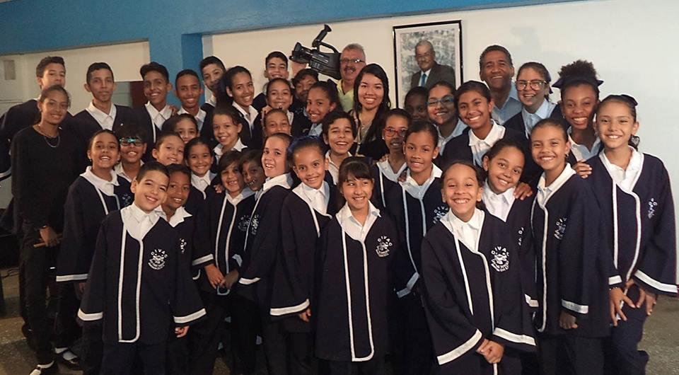 Iniciaron las inscripciones para el Coro Infantil Venezuela 2018