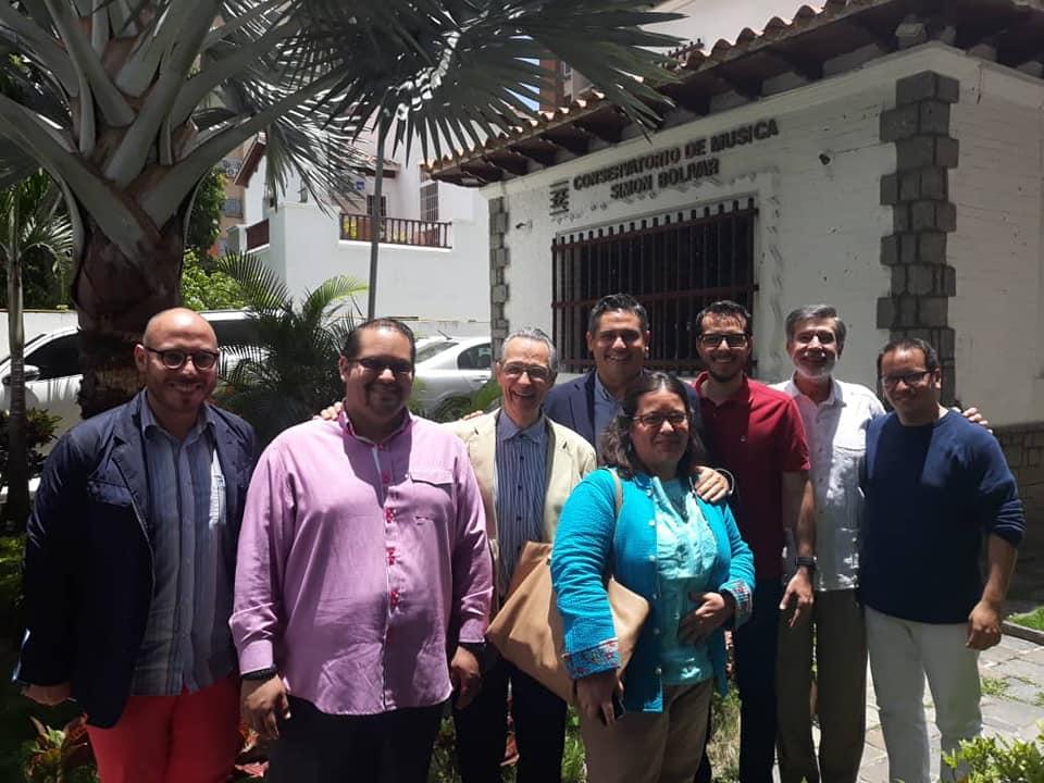 Con una filosofía multiplicadora David Ascanio asume la dirección del Conservatorio de Música Simón Bolívar