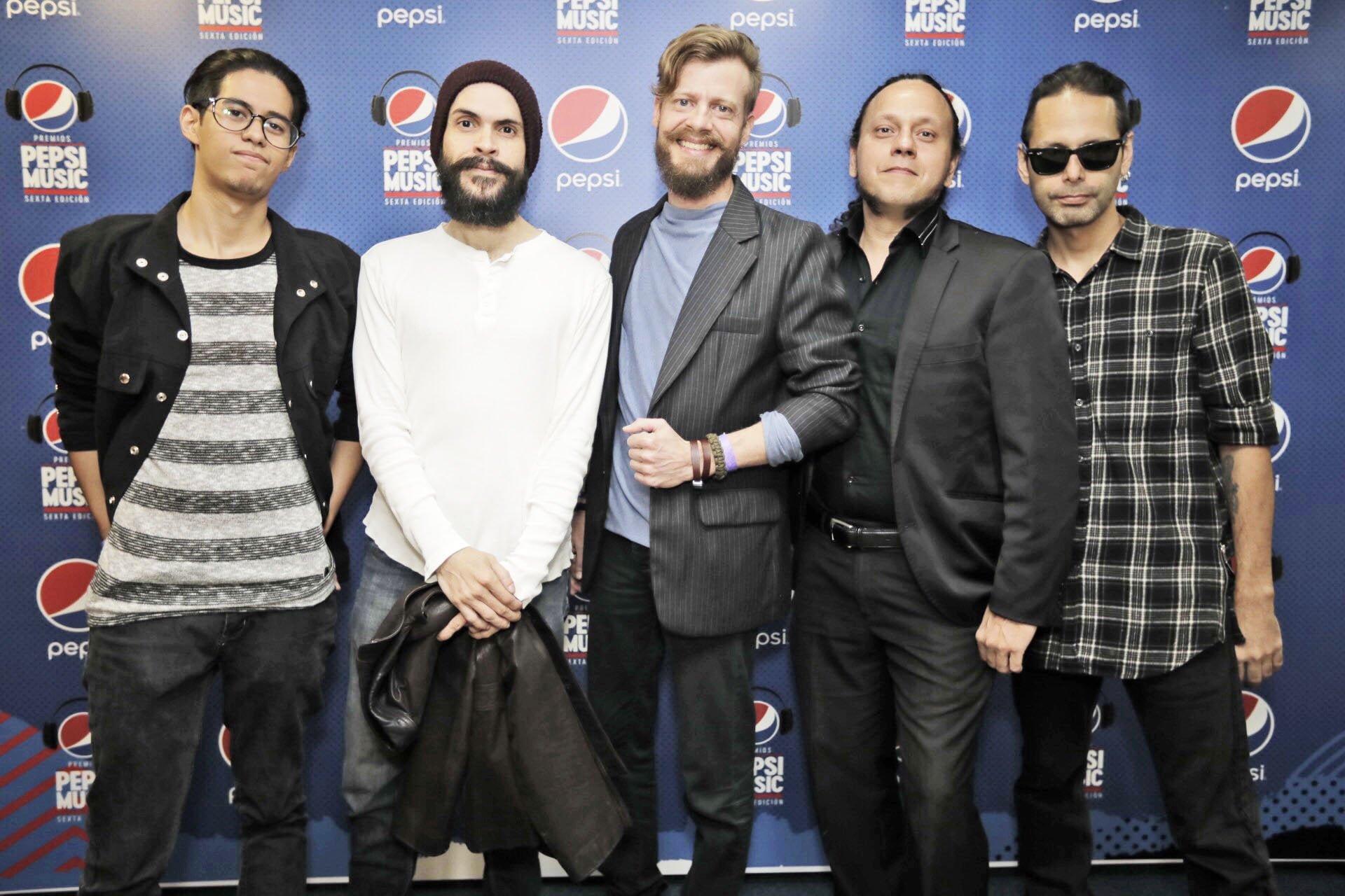 Los Premios Pepsi Music abrieron la gran fiesta del talento nacional con la gala no televisada de su 6ª edición