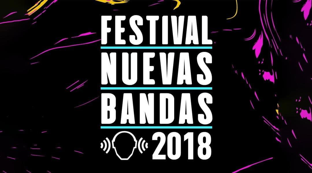El Festival Nuevas Bandas 2018 ya tiene fecha y contará con invitados internacionales