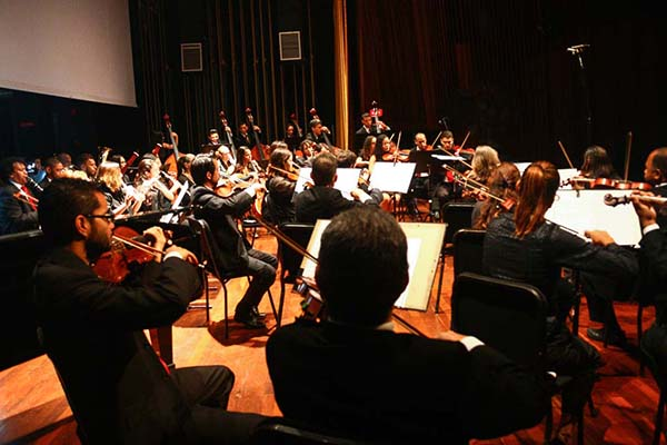La Filarmónica resaltará la música Venezolana en la Sala Simón Bolívar
