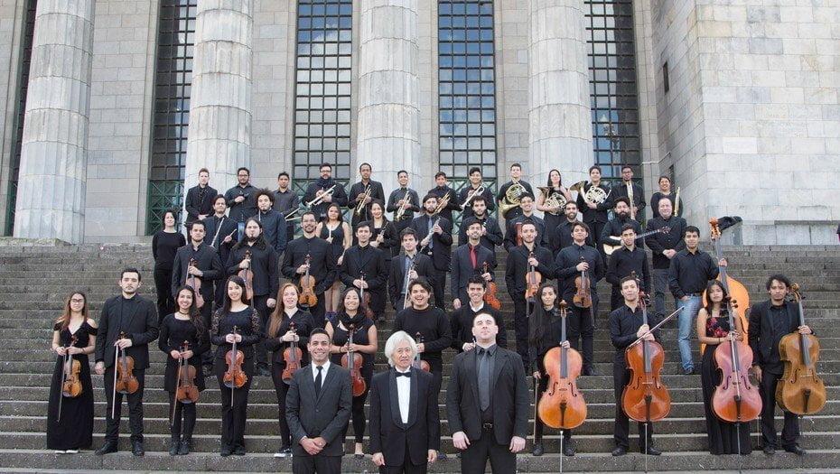 Ochenta músicos venezolanos crearon una orquesta en Buenos Aires