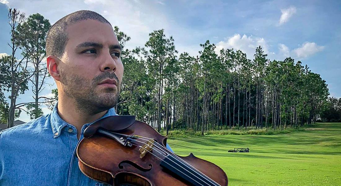 Israel Méndez, un maestro inagotable del violín