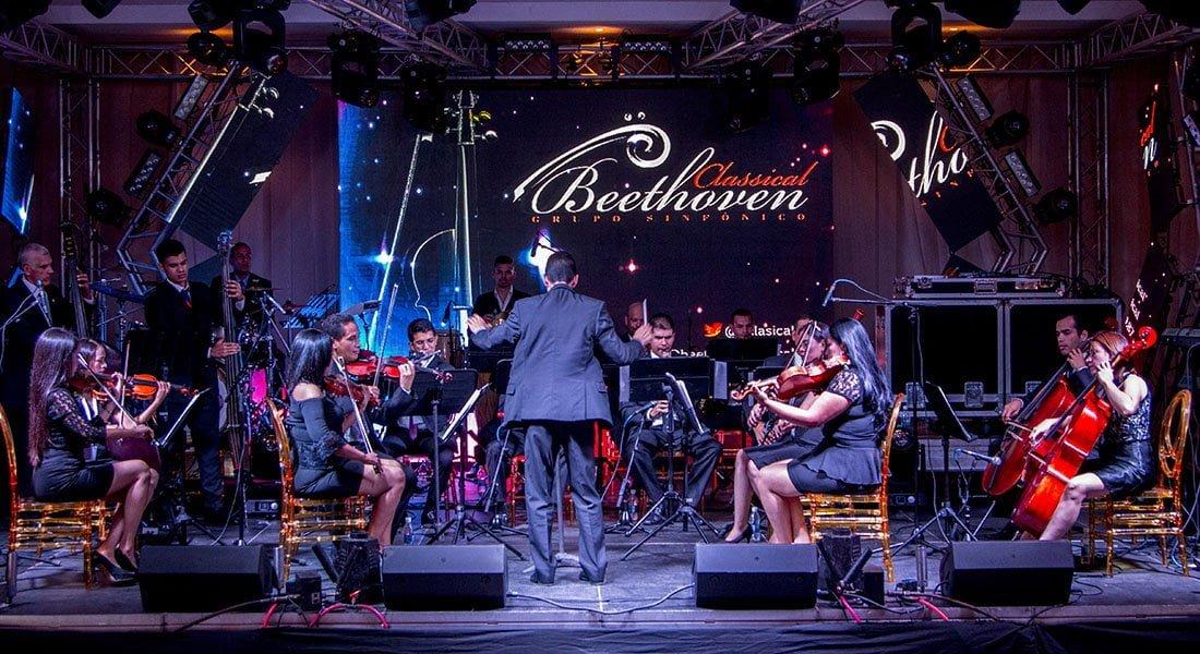 Beethoven Classical nominados a los Premios Pepsi Music 2018