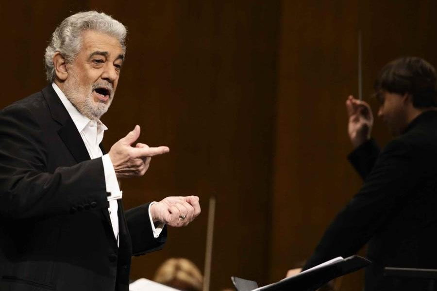 Plácido Domingo rememora su debut en Nueva York