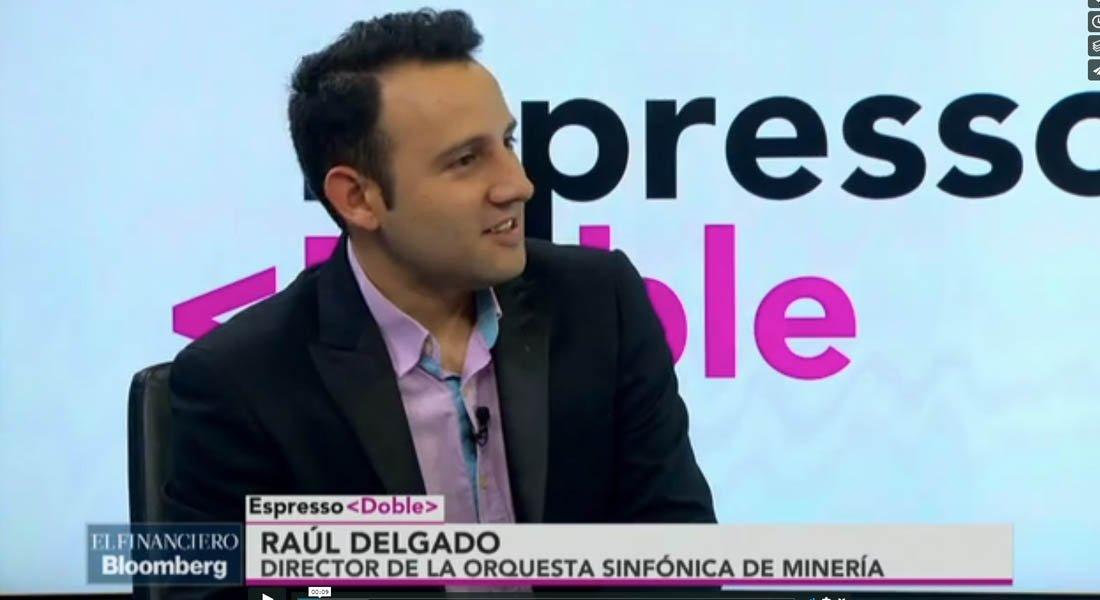 Raúl Aquiles Delgado destaca en México