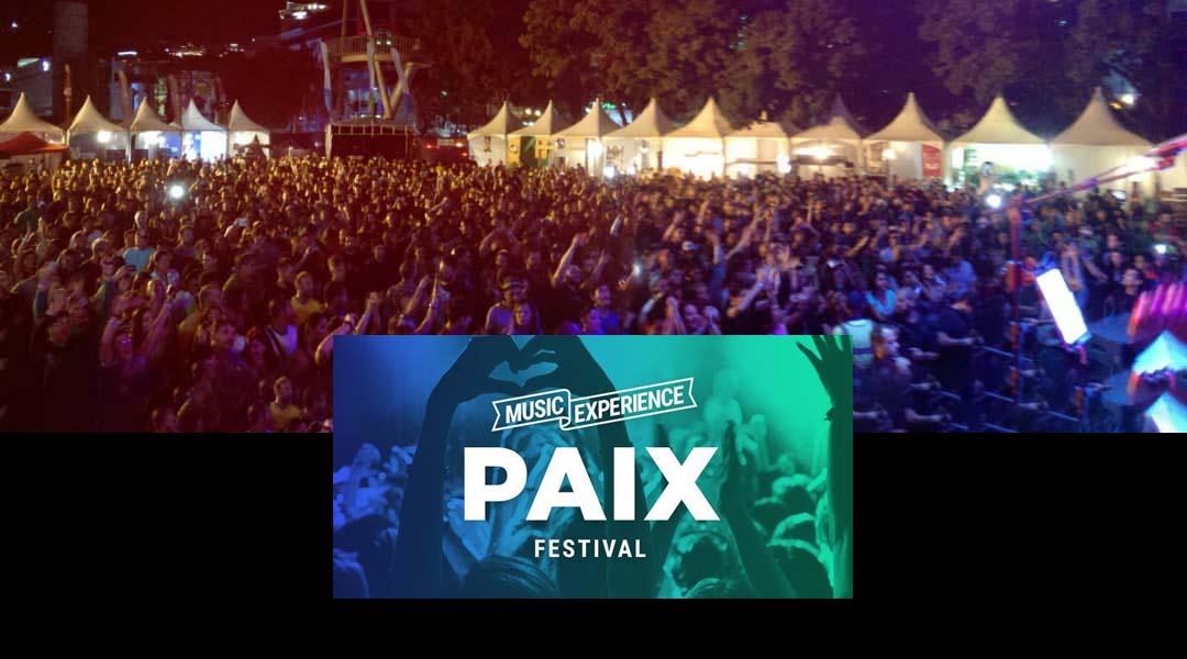 Paix Festival: Un respiro con nota musical