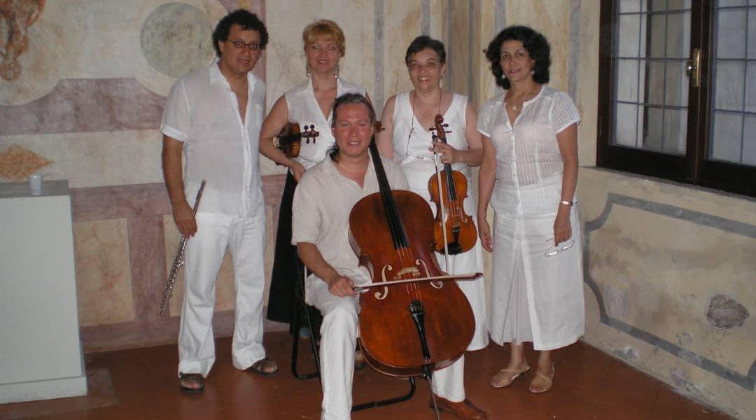 La Agrupación Camerística ISOLDA participará en el Concurso Ibérico de Música de Cámara con Arpa