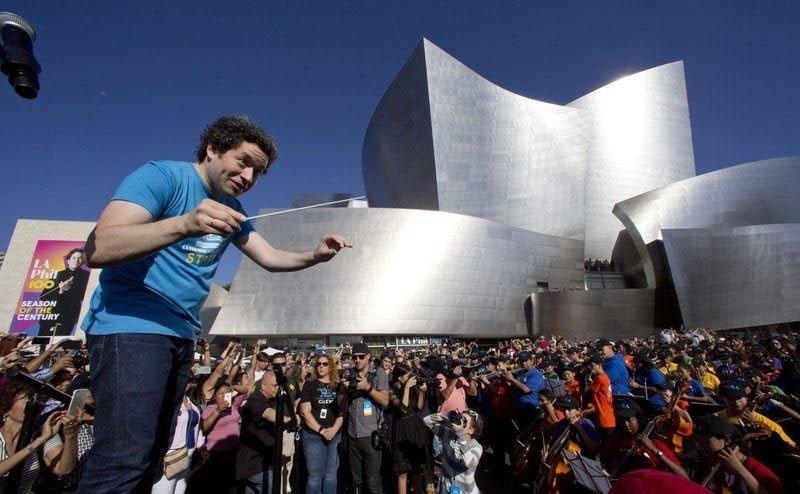 Gustavo Dudamel gana el Premio Anual Dorothy y Lillian Gish