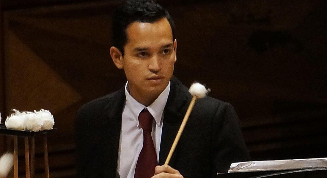 Obra del músico José Alejandro García gana premio de composición en el Conservatorio de Moscú