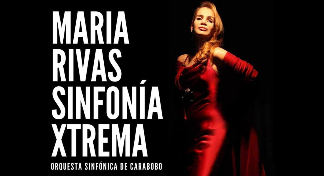 Sinfonía Xtrema María Rivas y la Orquesta Sinfónica de Carabobo reunidos