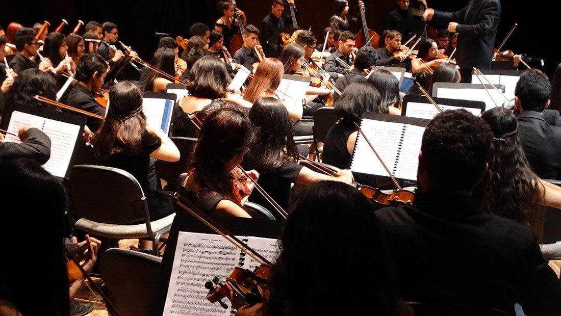 Filarmónica Universidad Rafael Urdaneta ofrece concierto de Acción de Gracias