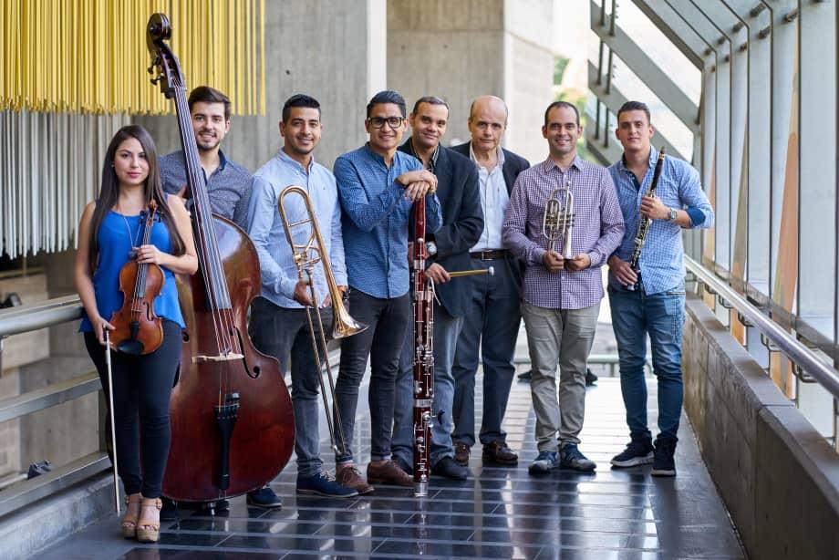 La Historia del Soldado es recreada por septeto de músicos virtuosos de El Sistema