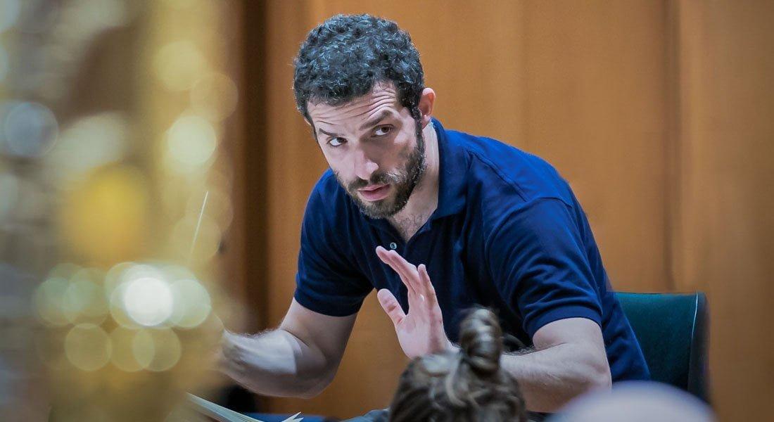 Meir Wellber, nuevo titular de la Filarmónica de la BBC