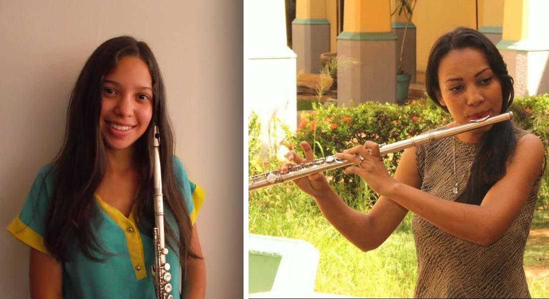 Concierto para Flautas con la Orquesta Sinfónica de Falcón