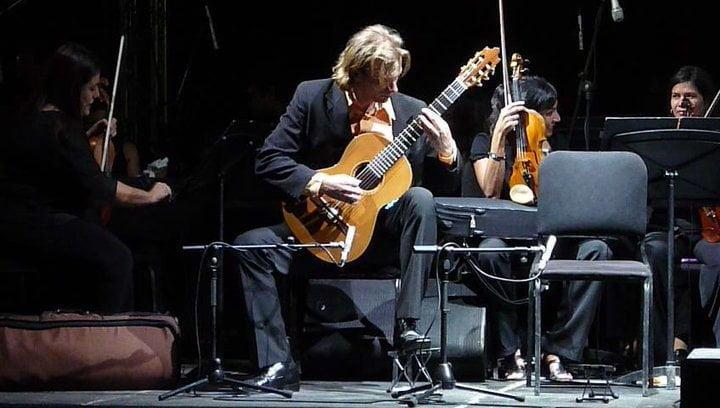 La Sinfónica de Aragua se une al XXII Encuentro Guitarrístico Choroní 2018