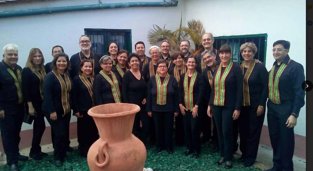 La Coral CANTA MUNDO presenta el Festival Coral «Un mundo de cantos en Navidad»