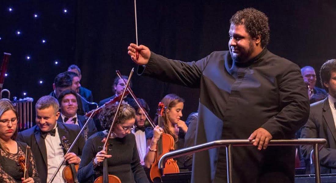 Gerardo Estrada despide el año con concierto en Lituania