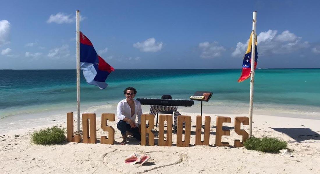 """Los """"Sonidos de Venezuela"""" de José Sánchez promueven el cambio hacia un mejor país"""