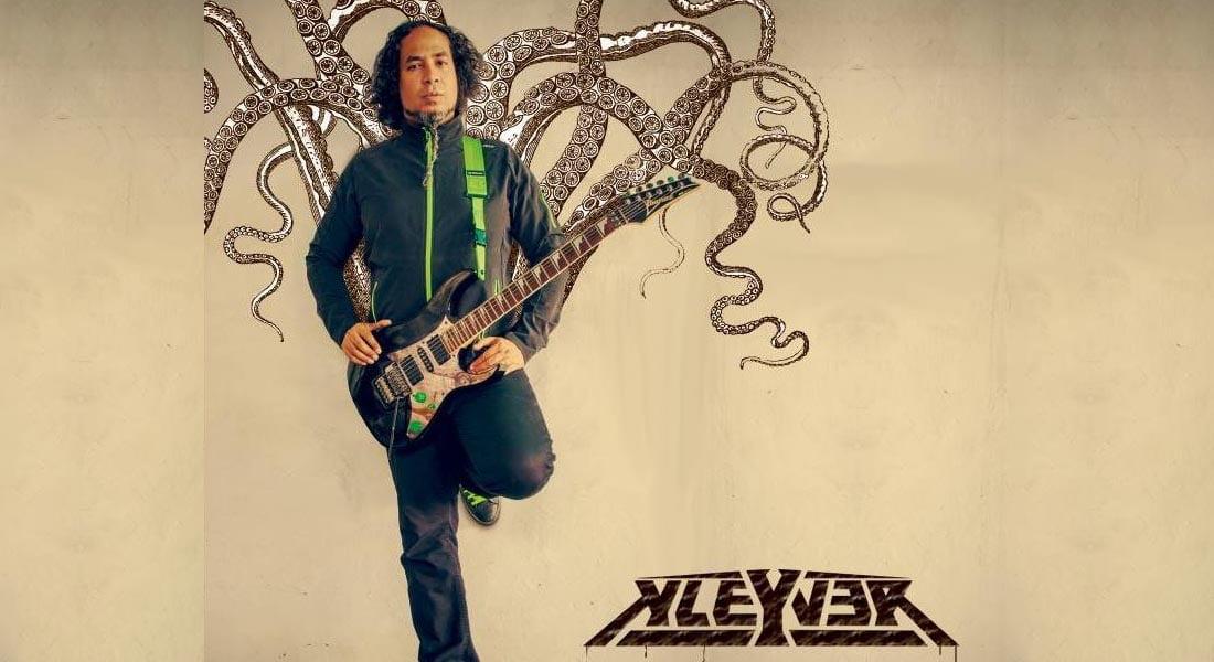 """Kleyver Requena le imprime un """"Despertar"""" al sonido de la guitarra eléctrica"""