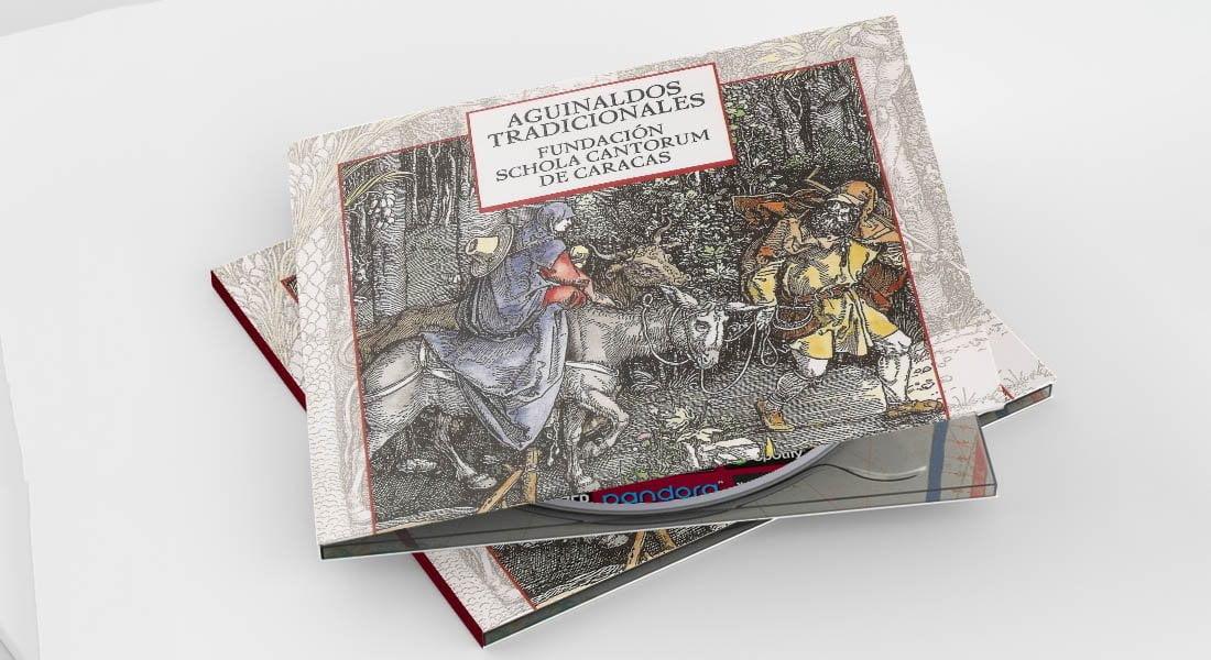 Los Aguinaldos Tradicionales de la Schola Cantorum ahora disponibles en las plataformas más importantes